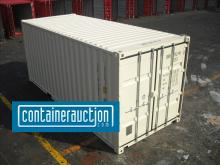 container auction