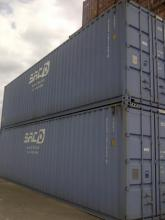 40' super high cube shipping container
