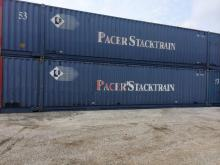 53' shipping container